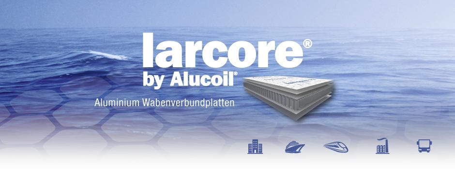 Hartmann-larcore-Waben-Aluminium
