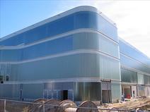 Hartmann termolac Fassade